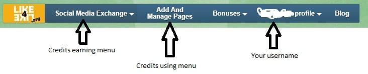 menu bar like4like.JPG