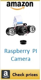 Amazon Raspberry PI Camera box