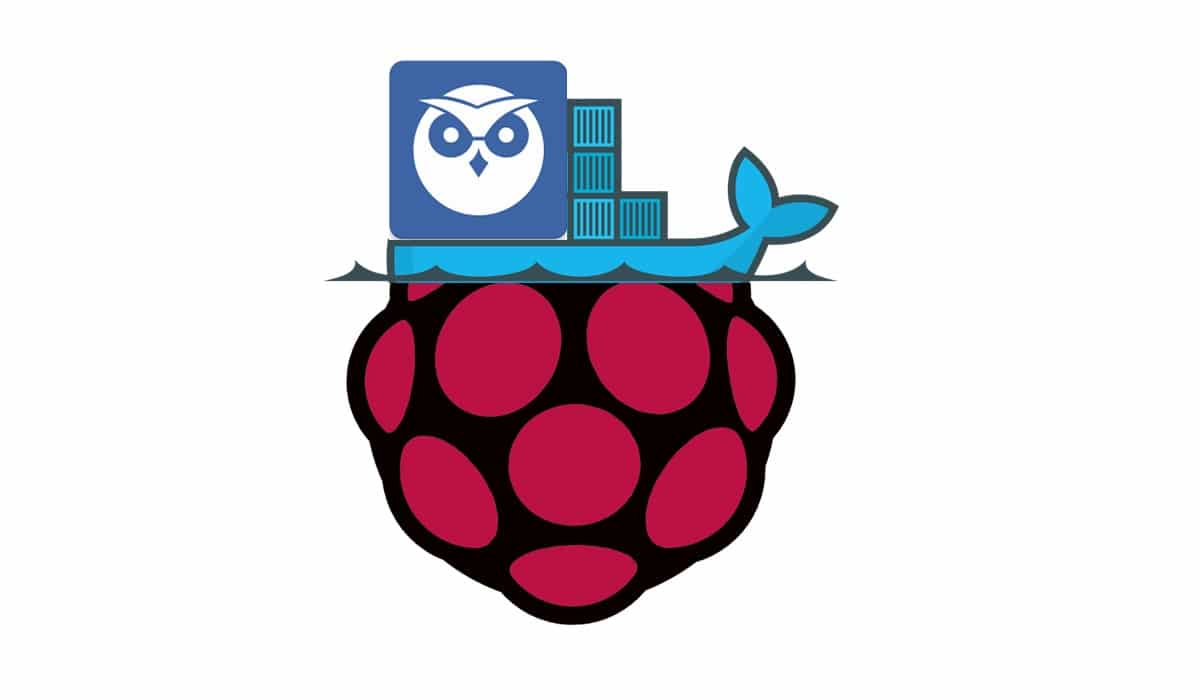 Raspberry PI + Docker projects: install motioneye into a