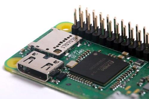 Raspberry Pi Zero WH PINS