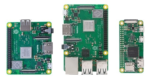 Raspberry PI Comparison