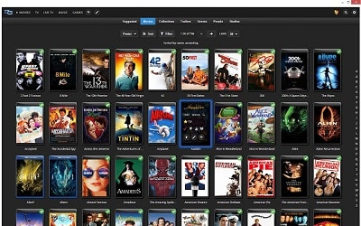 Emby private streaming server