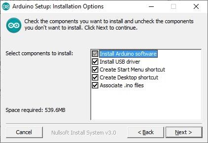 Arduino IDE Windows setup (2)