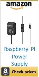 Amazon Raspberry PI Power Supply box