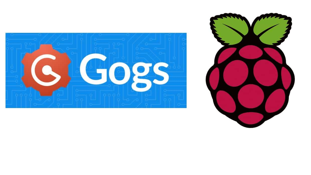 raspberry pi gogs featured image